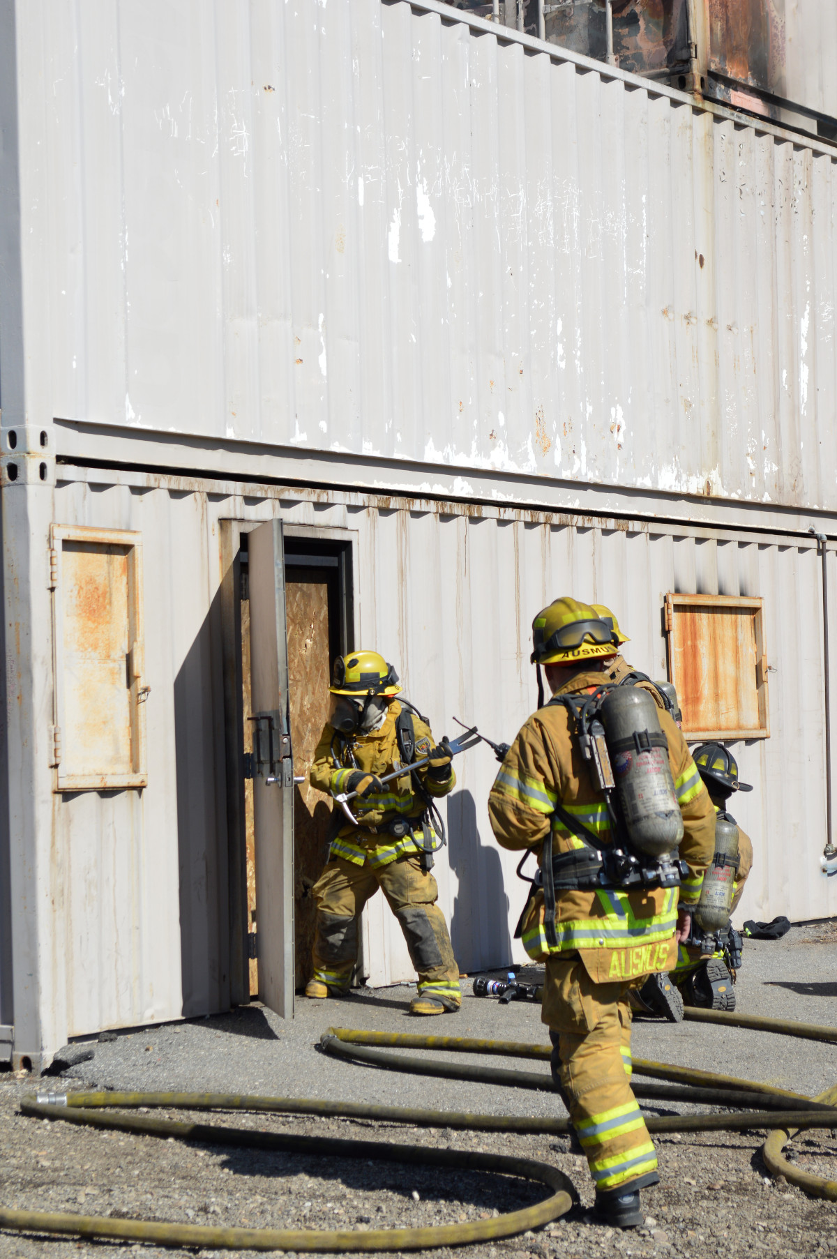 Live Fire Training2016 12